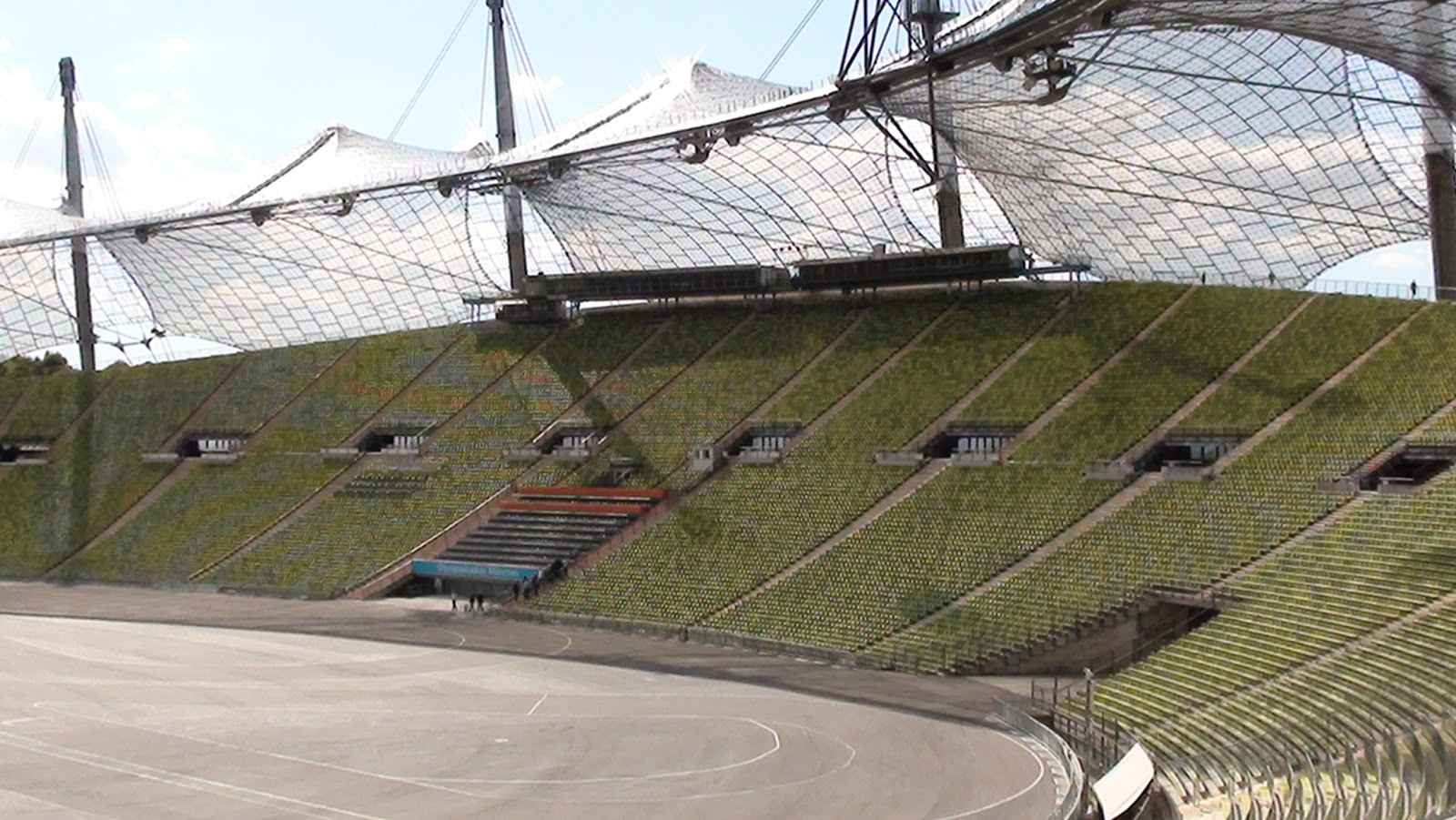 Müncheni Olimpiai Stadion
